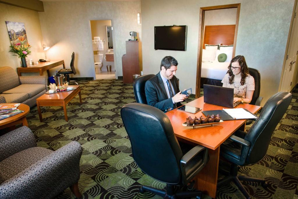 business boardroom suites deerfoot inn casino