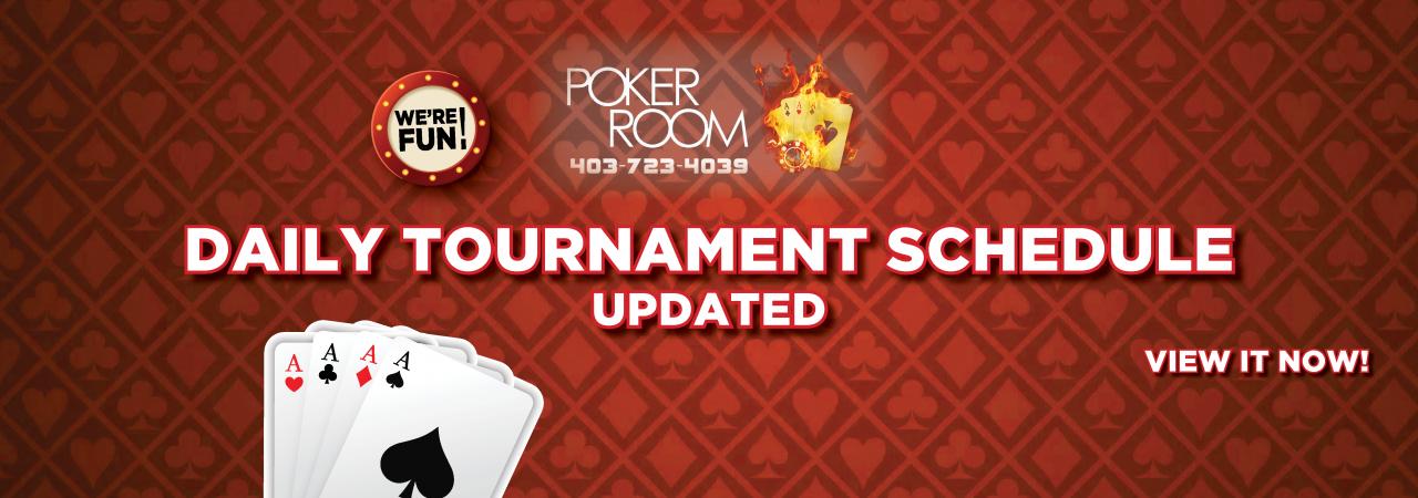 Deerfoot casino poker number casino de larmor plage facebook