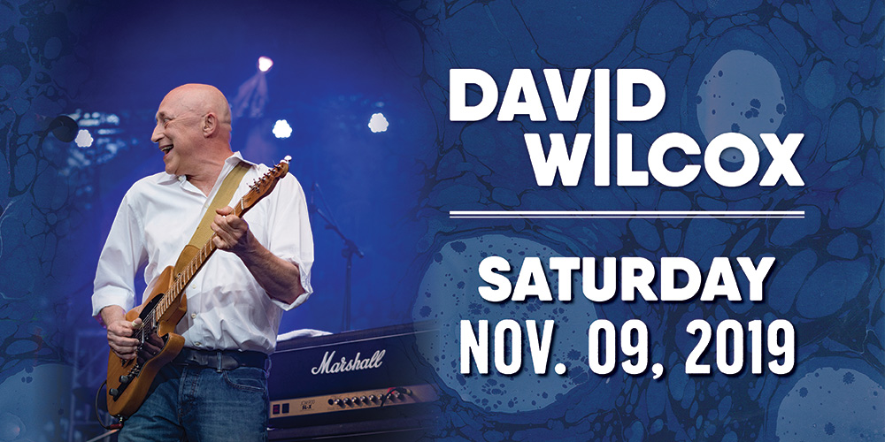 David Wilcox | Deerfoot Inn & Casino