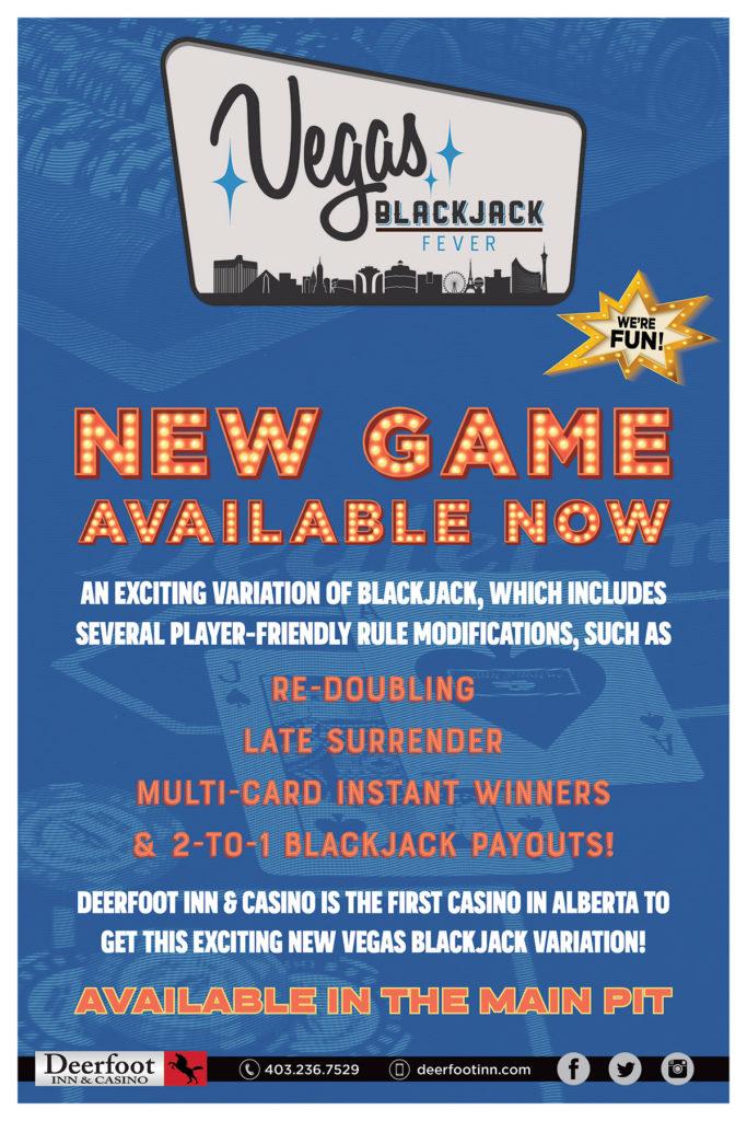Tables Games Deerfoot Inn Amp Casino