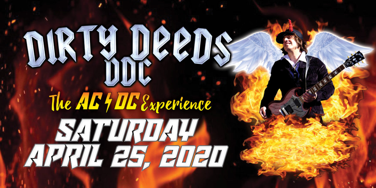 Dirty Deeds DDC - The ACDC Experience