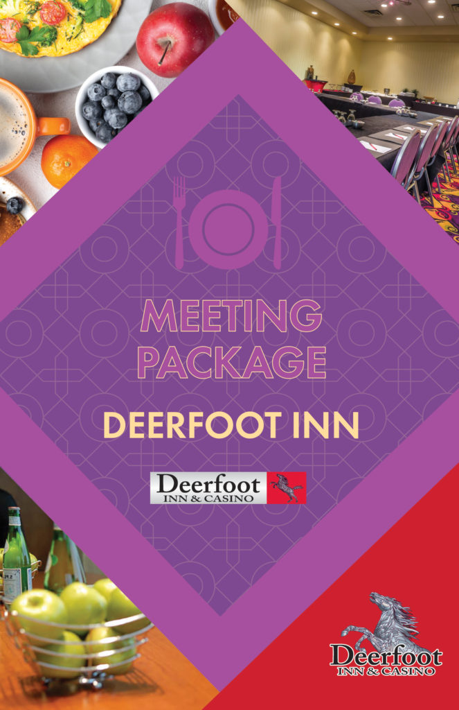 Meeting Package at the Deerfoot Inn and Casino
