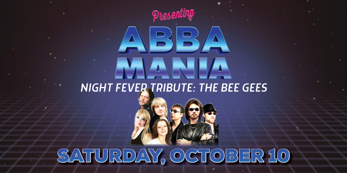 Abbamania/Night Fever Tribute: The Bee Gees
