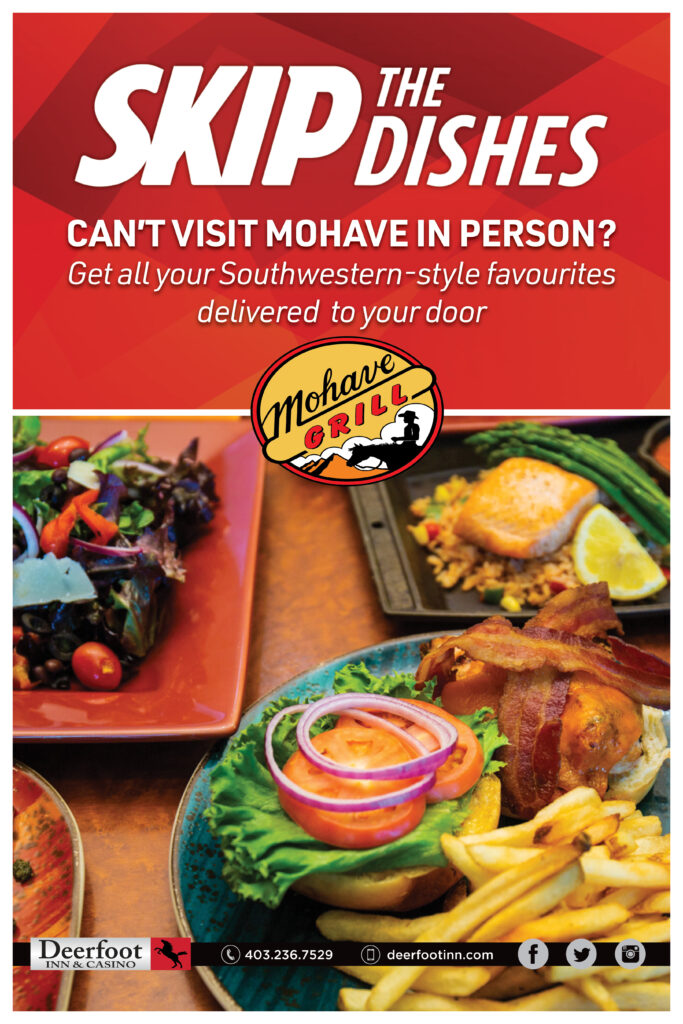 Mohave Skip the Dishes