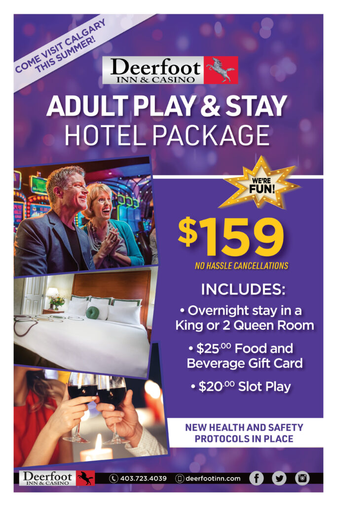 Stay and Play Hotel Package