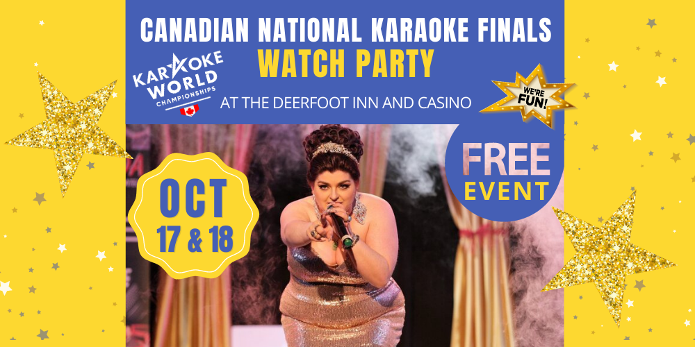 Canadian National Karaoke Finals